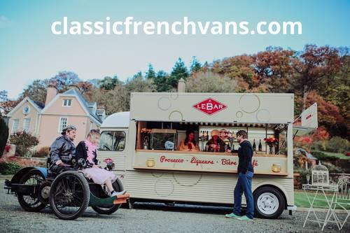1966 Citroen Hy   Catering Van  Rentals    . For Hire (picture 6 of 6)