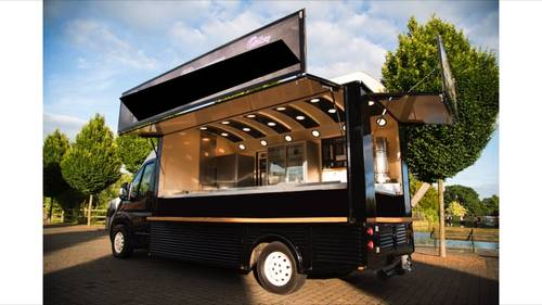 2013 Citroen hy van styled, modern food truck/bar van/marketing For Sale (picture 4 of 6)