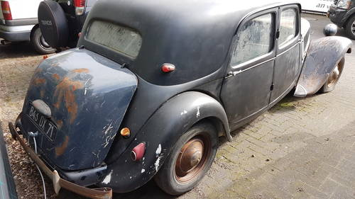 Citroën Traction Avant Normale, 1954, rhd, € 4.900,- For Sale (picture 3 of 6)