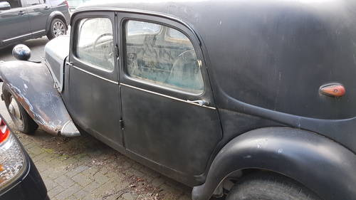 Citroën Traction Avant Normale, 1954, rhd, € 4.900,- For Sale (picture 6 of 6)