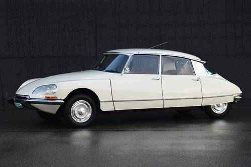 1971 Citroën D Super 5 in immaculate unrestored condition ! SOLD (picture 1 of 6)