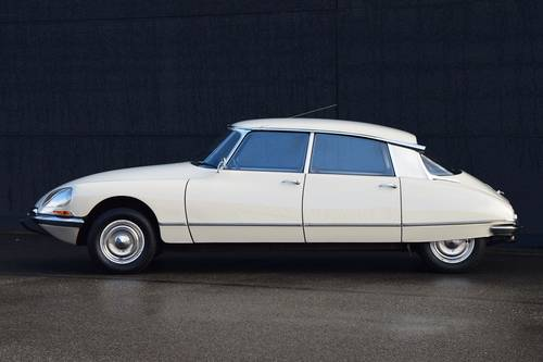 1971 Citroën D Super 5 in immaculate unrestored condition ! SOLD (picture 2 of 6)