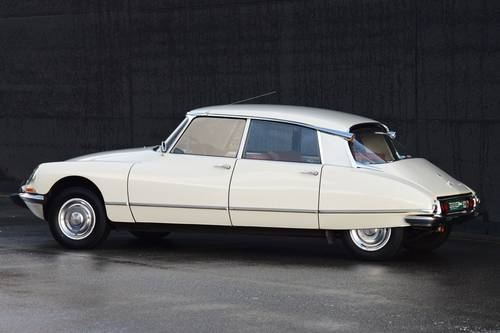 1971 Citroën D Super 5 in immaculate unrestored condition ! SOLD (picture 3 of 6)