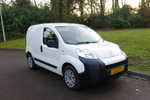 2015 Citroen Nemo 660 Enterprise HDi Van.. 1 Lady Owner.. FSH..  SOLD (picture 1 of 6)