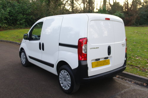 2015 Citroen Nemo 660 Enterprise HDi Van.. 1 Lady Owner.. FSH..  SOLD (picture 6 of 6)