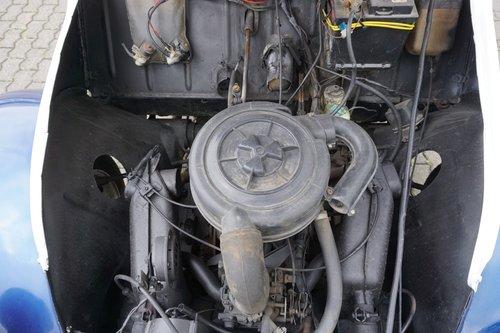 1978 Citroen 2CV needs little restoration, price 2900 eur SOLD (picture 4 of 6)