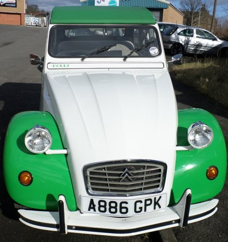 NOW SOLD Citroen 2 CV DOLLY DEUX CHEVAUX For Sale (picture 1 of 6)