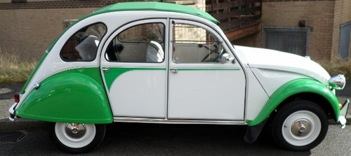 NOW SOLD Citroen 2 CV DOLLY DEUX CHEVAUX For Sale (picture 3 of 6)
