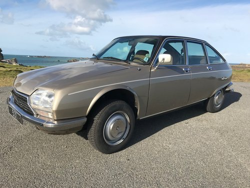1974 Citroen GS Birotor Rotary saloon, Extremely rare  For Sale (picture 1 of 6)