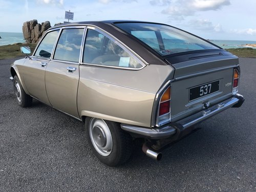 1974 Citroen GS Birotor Rotary saloon, Extremely rare  For Sale (picture 2 of 6)