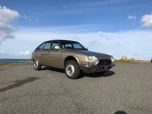 1974 Citroen GS Birotor Rotary saloon, Extremely rare  For Sale (picture 3 of 6)