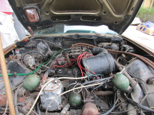 Citroen Sm to restore  For Sale (picture 4 of 6)