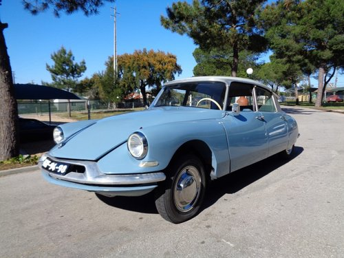1961 Citroen ID 19  For Sale (picture 1 of 6)