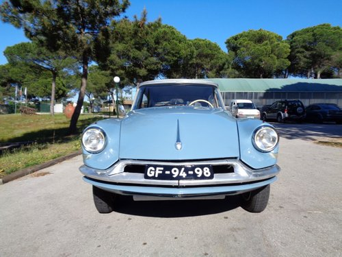 1961 Citroen ID 19  For Sale (picture 2 of 6)