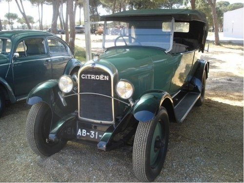 1928 Citroen B14 For Sale (picture 1 of 6)