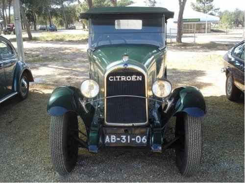 1928 Citroen B14 For Sale (picture 3 of 6)