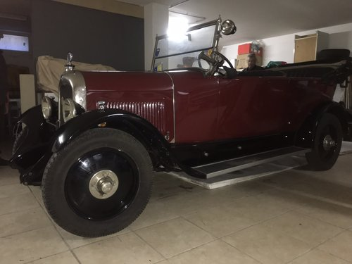 Wonderful Type B Torpedo 1928, Gold Plate Asi For Sale (picture 1 of 6)