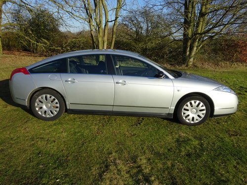 2007  CITROEN C6 3.0 V6 24v PETROL,THE ONLY C6 WITH CLOTH SOLD (picture 2 of 6)