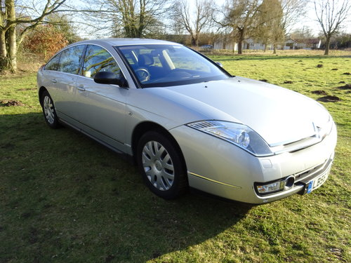 2007  CITROEN C6 3.0 V6 24v PETROL,THE ONLY C6 WITH CLOTH SOLD (picture 3 of 6)