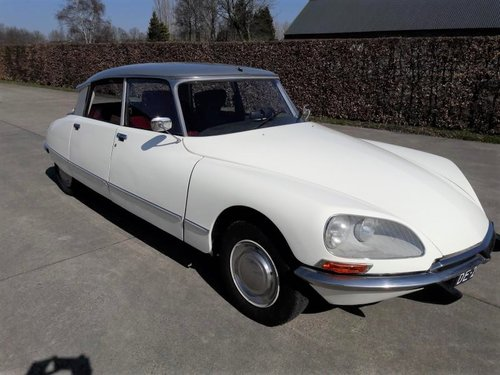 CITROEN DS 20 SUPER 1972 BEAUTIFULL CAR.  26950 euro For Sale (picture 1 of 6)