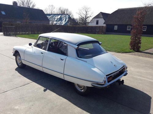 CITROEN DS 20 SUPER 1972 BEAUTIFULL CAR.  26950 euro For Sale (picture 2 of 6)