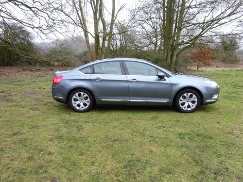 2009 CITROEN C5 2.0i 16v EXCLUSIVE,AUTO,LEATHER 37,000 MILES  SOLD (picture 3 of 6)
