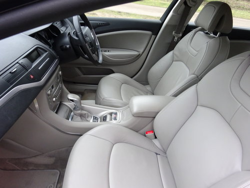 2009 CITROEN C5 2.0i 16v EXCLUSIVE,AUTO,LEATHER 37,000 MILES  SOLD (picture 4 of 6)
