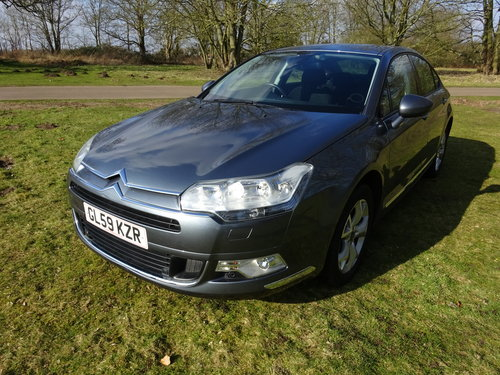2009 CITROEN C5 VTR+2.0i PETROL,MANUAL,ONLY 25.000 MILES SOLD (picture 1 of 6)