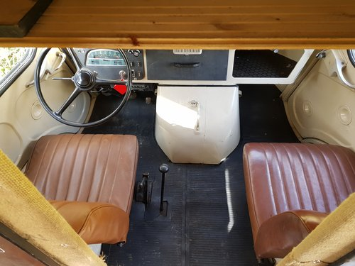 1973 Citroen HY VAN - Coffee van fully fitted SOLD (picture 2 of 6)