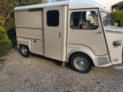 1973 Citroen HY VAN - Coffee van fully fitted SOLD (picture 3 of 6)