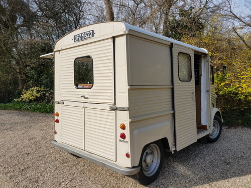 1973 Citroen HY VAN - Coffee van fully fitted SOLD (picture 6 of 6)
