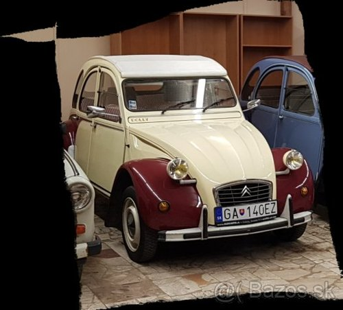 1983 Citroen Dolly 2cv, 2 cv, 2cv6 ,2 cv 6 For Sale (picture 1 of 1)