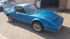 1974 Clan Crusader Rare Hillman Imp powered car SOLD