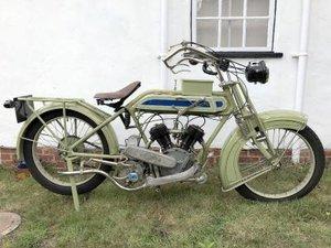 c.1915 Clyno 750cc