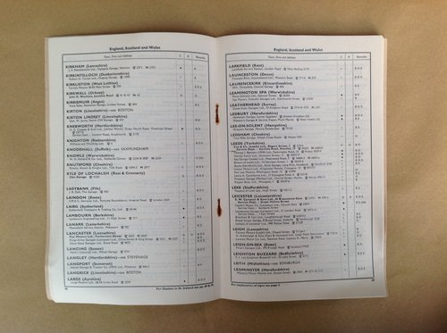 Commer and Karrier Dealer book  For Sale (picture 2 of 2)