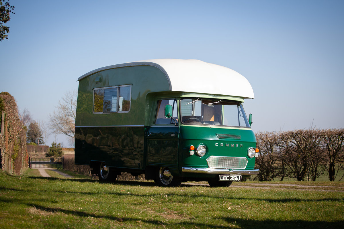 1971 Commer European Caravans Tourstar 2500 SOLD (picture 1 of 6)