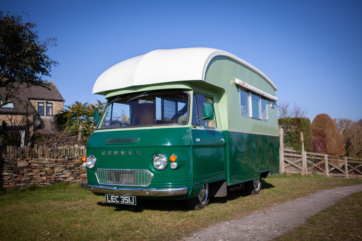1971 Commer European Caravans Tourstar 2500 SOLD (picture 6 of 6)