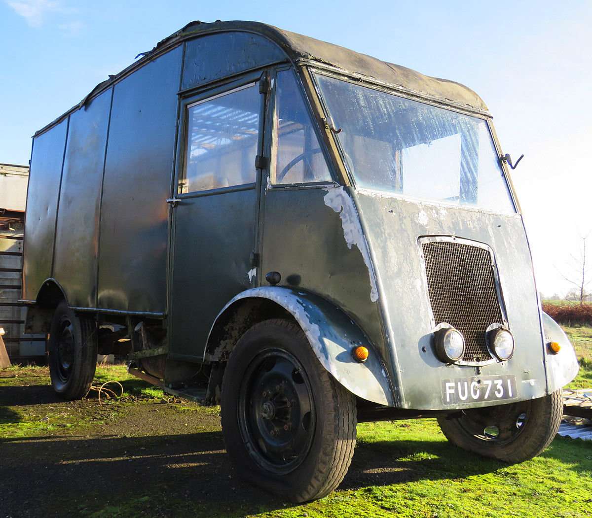 1946 An Amazing commer Q25 to be restored to your specification For Sale (picture 1 of 6)