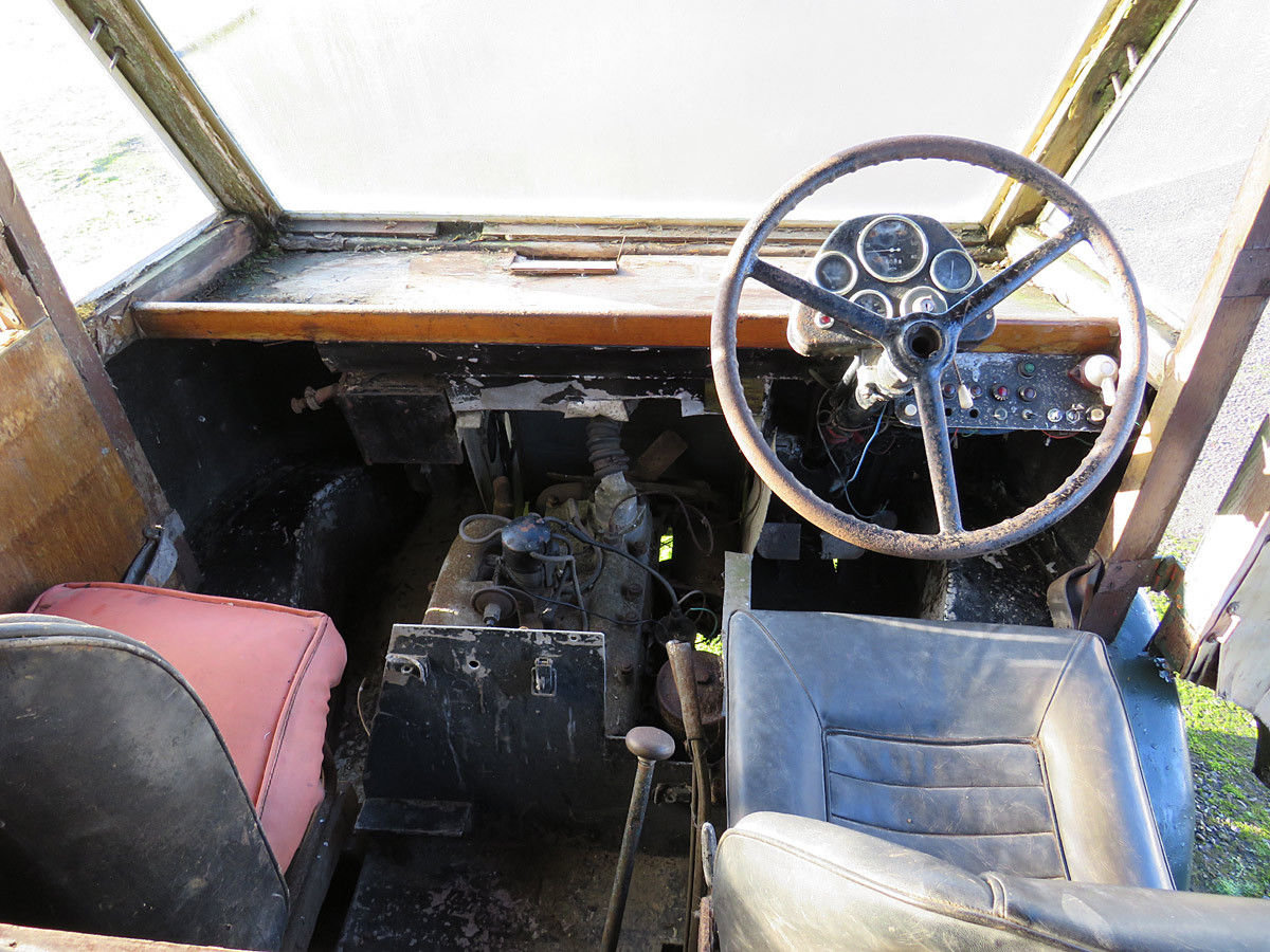 1946 An Amazing commer Q25 to be restored to your specification For Sale (picture 3 of 6)