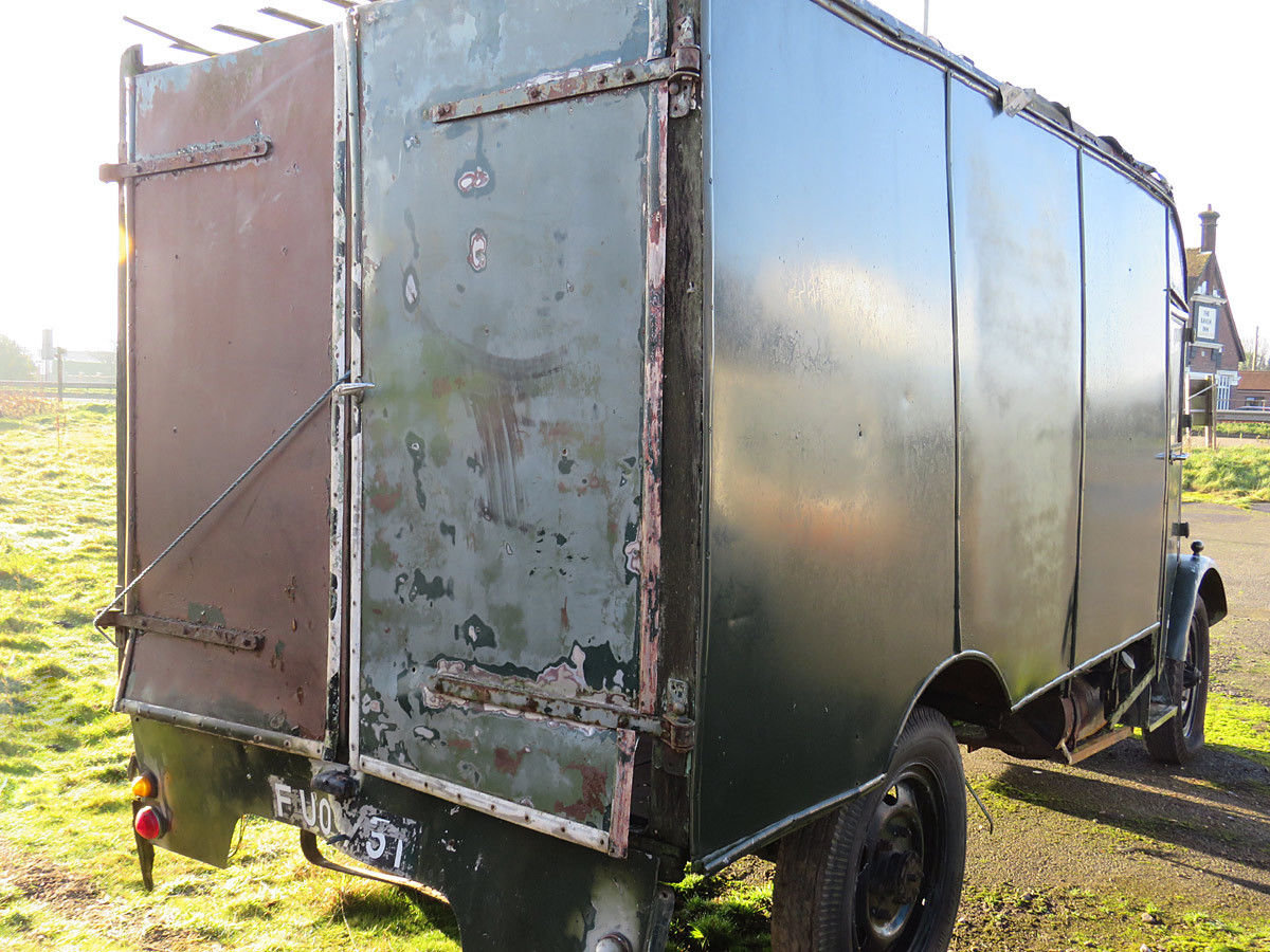1946 An Amazing commer Q25 to be restored to your specification For Sale (picture 4 of 6)
