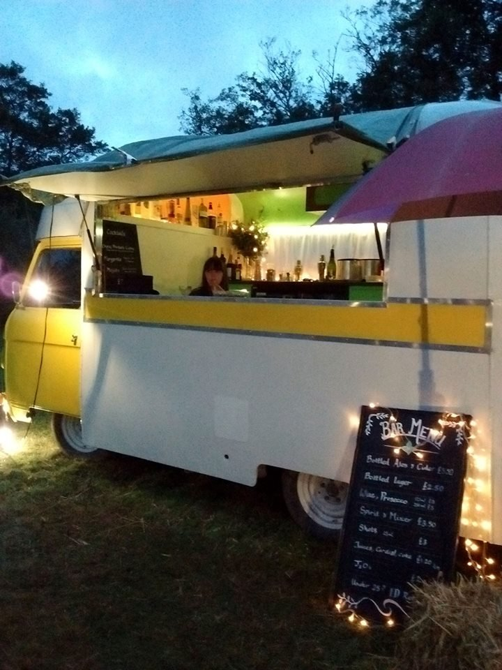 1972 classic vintage bar van catering coffee commer For Sale (picture 6 of 6)