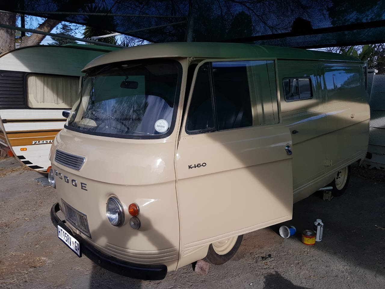 1969 Dodge Commer Panel Van For Sale (picture 2 of 6)