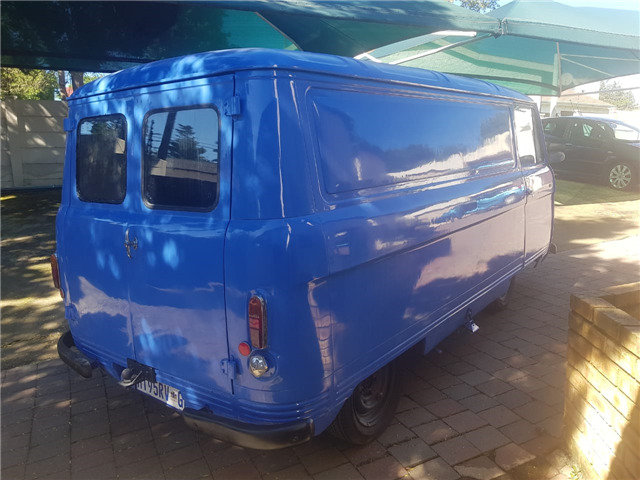 1969 Dodge Commer Panel Van For Sale (picture 6 of 6)