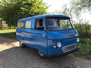 1968 Commer Classic Panel Van