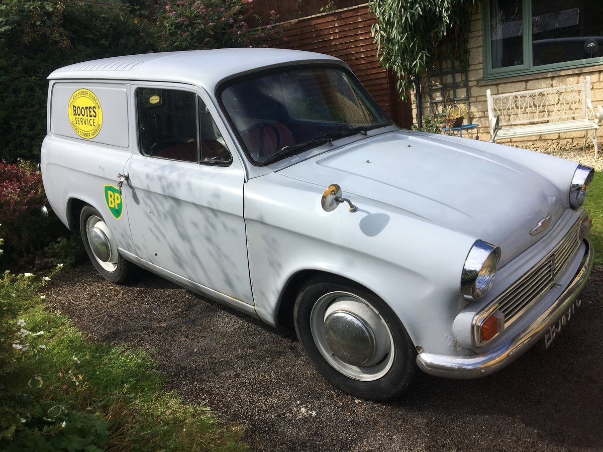 1965 Commer CobS3 For Sale (picture 1 of 6)