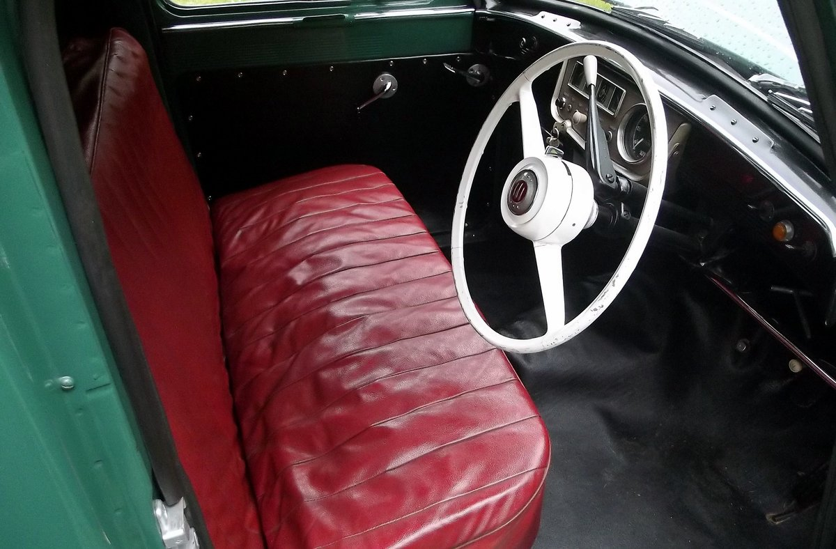 1955 COMMER EXPRESS DELIVERY VAN For Sale (picture 5 of 6)