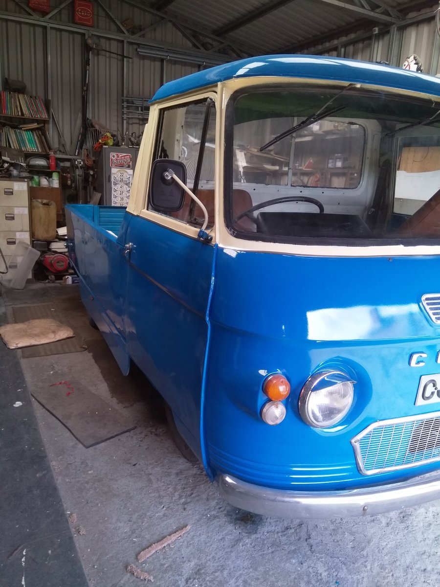 1972 Commer pickup For Sale (picture 2 of 6)