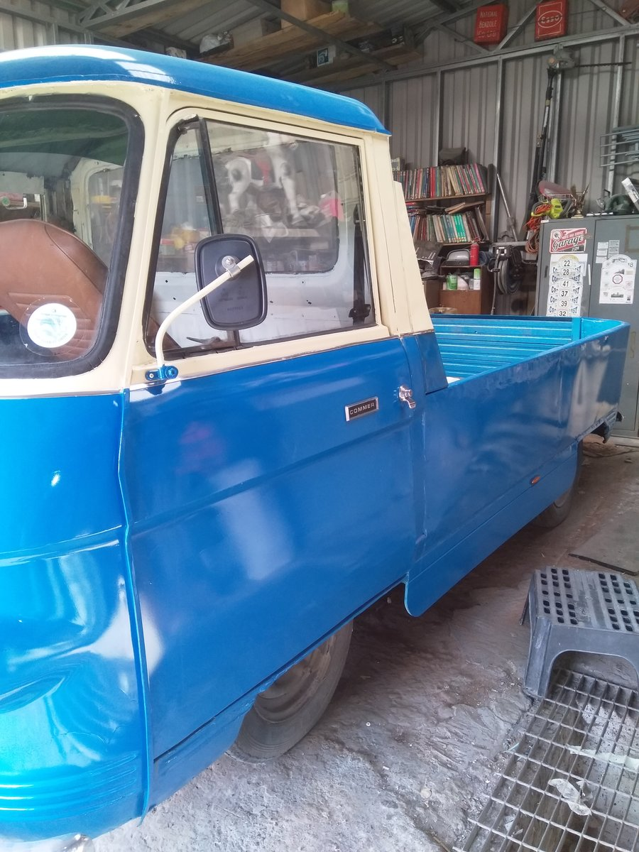 1972 Commer pickup SOLD (picture 3 of 6)