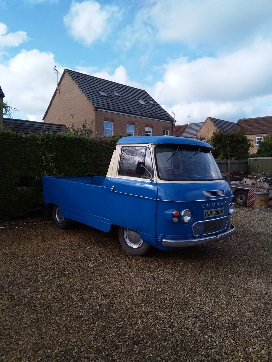1972 Commer pickup SOLD (picture 4 of 6)