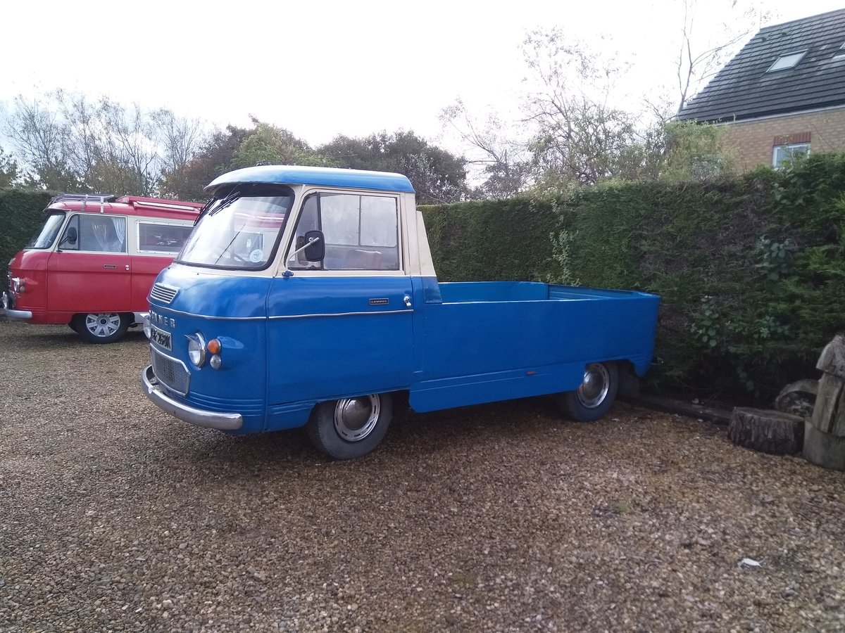 1972 Commer pickup SOLD (picture 6 of 6)